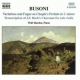 Busoni, F. Piano Music 2