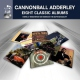 Adderley, Cannonball 8 Classic Albums