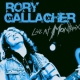 Gallagher, Rory Live At Montreux
