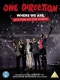 One Direction DVD Where We Are: Live From San Siro Stadium
