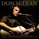 Mclean, Don Live..the Bottom Line ´74