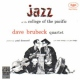 Brubeck, Dave Quartet Jazz At College of the Pa