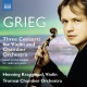 Grieg, E. Three Concerti For Violin