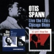 Spann, Otis & Muddy Water CD Live the Life & Chicago..