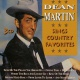 Martin, Dean Sings Country Favourites