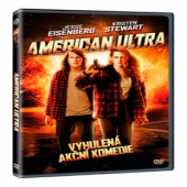 dvd obaly American Ultra