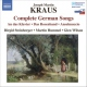 Kraus Complete German Songs