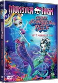 dvd obaly Monster High: Great scarrier reef