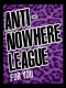Anti-nowhere League For You -Cd+Dvd-