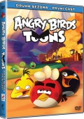dvd obaly Angry Birds Toons 2. s�rie 1. ��st