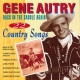 Autry, Gene 22 Country Songs