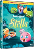 dvd obaly Angry Birds: Stella 2. s�rie