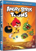 dvd obaly Angry Birds Toons 2. s�rie 2. ��st