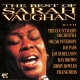 Vaughan, Sarah Best of Sarah Vaughn