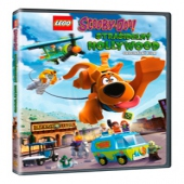dvd obaly Lego Scooby: Stra�ideln� Hollywood
