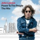 Lennon John Power To The People / Hits