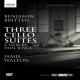 Britten, Benjamin Three Cello Suites