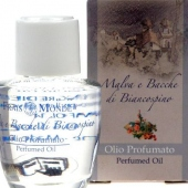 Frais Monde: Mallow And Hawthorn Berries Perfumed Oil - parfémovaný olej 12ml (žena)