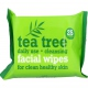 Xpel: Tea Tree Cleansing Facial Wipes - Čisticí voda 1ks (žena)