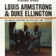 Armstrong, L. & D. Ellington Vinyl Together For The First Time