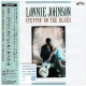 Johnson, Lonnie CD Steppin' On The Blues/ Japan Import -ltd-