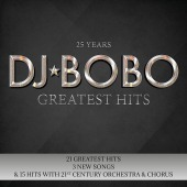 25 Years - Greatest Hits (Dj Bobo)