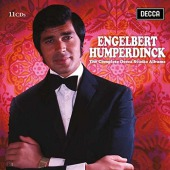 Complete Decca Studio Albums // All Decca Albums In One Cd Boxset (Humperdinck, Engelbert)
