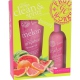 Grace Cole: Fruit Works Clean & Spritz - kolekce 100ml (žena)