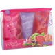 Grace Cole: Fruit Works Tropical Delights Shower Kit - kolekce 100ml (