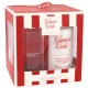 Grace Cole: Frosted Cherry & Vanilla Beautiful Cleansing Kit - kolekce