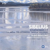 Symphonies/orchestral Wor (Berglund, Paavo)