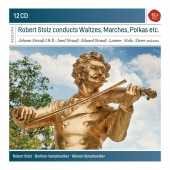 Conducts Waltzes, Marches & Polkas (Stolz, Robert)
