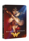 Wonder Woman 2bd (3d+2d) - Steelbook