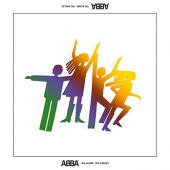 7-singles -coloured- (12in) (Abba)