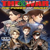 War: The Music/ Korean Version -repackag- (Exo)