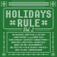 V / a CD Holidays Rule Vol. 2