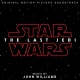 Soundtrack CD Star Wars: The Last Jedi / Pos