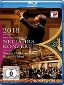 New Year´s Concert 2018 (Wiener Philharmoniker)