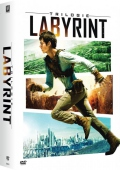 dvd obaly Labyrint: Trilogie