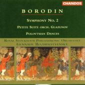 Symphony No.2, Petite Suite, Polovtsian Dances/ Royal Stockholm Philha