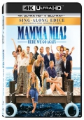 Mamma Mia! Here We Go Again (UHD+BD) (Ultra HD 4k filmy)
