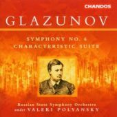 Symphony No.6, Characteristic Suite / Russian State Symphony Orchestra