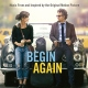 Adam Levine CD Begin Again Soundtrack
