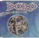 Doro CDSIN Last day of my life (incl. 'Rock angel')