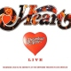 Heart CD Dreamboat Annie Live by Heart (2007-10-23)