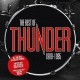 Thunder CD The Best of 1989 - 1995 By Thunder (2015-07-17)
