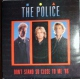 Police Vinyl Dont stand so close to me 86 / Vinyl single [Vinyl-Single 7] Impor