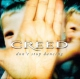 Creed CDSIN Dont Stop Dancing / With Arms Wide Open Single