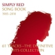 Simply Red CD Song Book 1985-2010 by SIMPLY RED (2013-12-10)