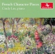 Debussy CD French Character Pieces